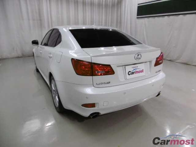 2007 Lexus IS CN 11328363 Sub2