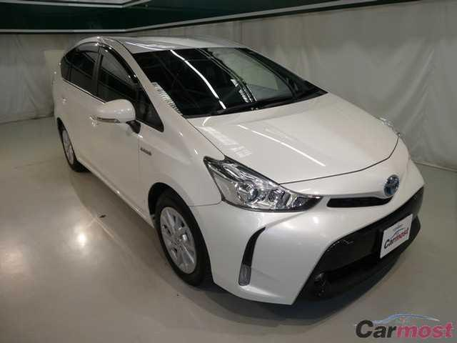 2017 Toyota Prius a CN 25046025 (Reserved)