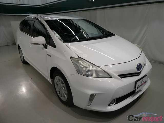 2013 Toyota Prius a CN 25046505 (Reserved)