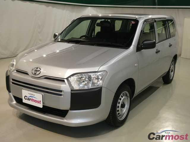 2014 Toyota Succeed Van CN 25049105 Sub2