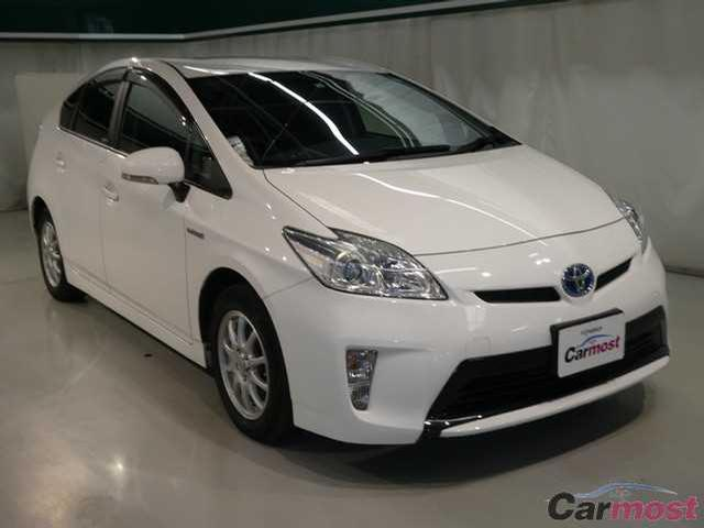 2014 Toyota Prius CN 25054010 (Reserved)