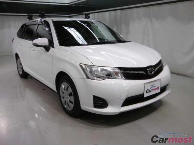 2013 Toyota Corolla Fielder CN 31999681 (Reserved)