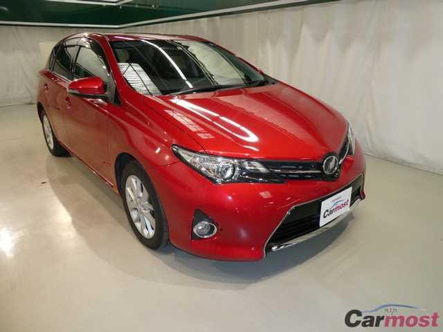 2013 Toyota Auris CN 32029732 (Reserved)