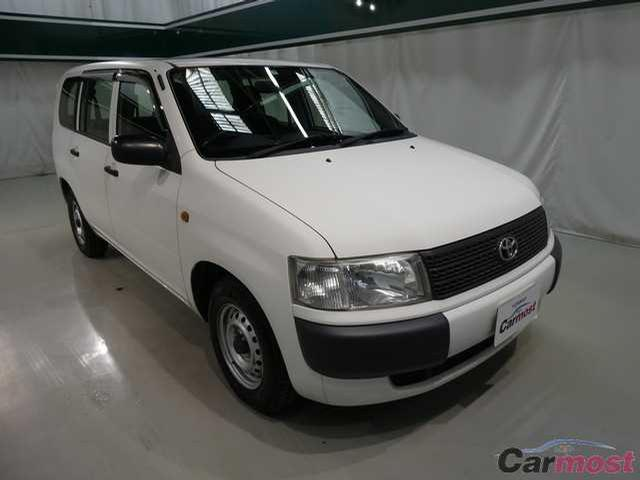 2013 Toyota Probox Van CN 32035473 (Sold)