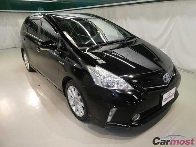 2011 Toyota Prius a CN 32083599 (Reserved)