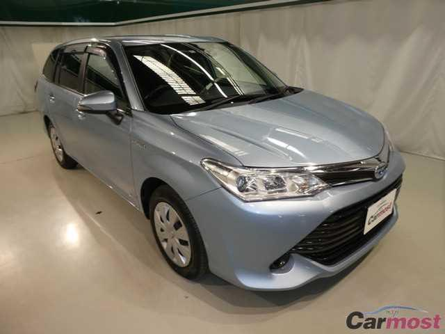2015 Toyota Corolla Fielder CN 32084121 (Reserved)