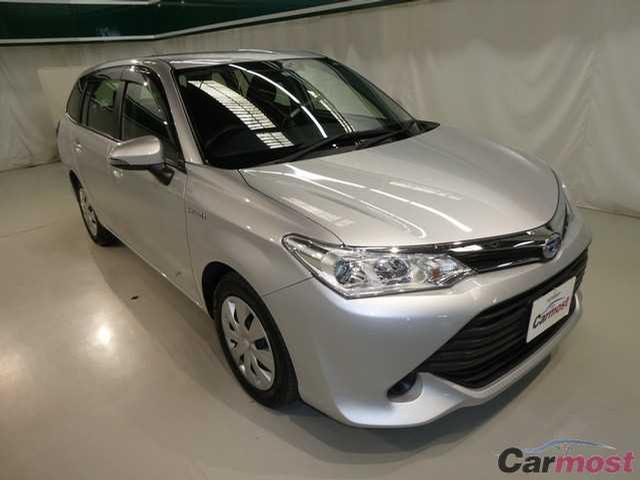 2015 Toyota Corolla Fielder CN 32084130 (Reserved)