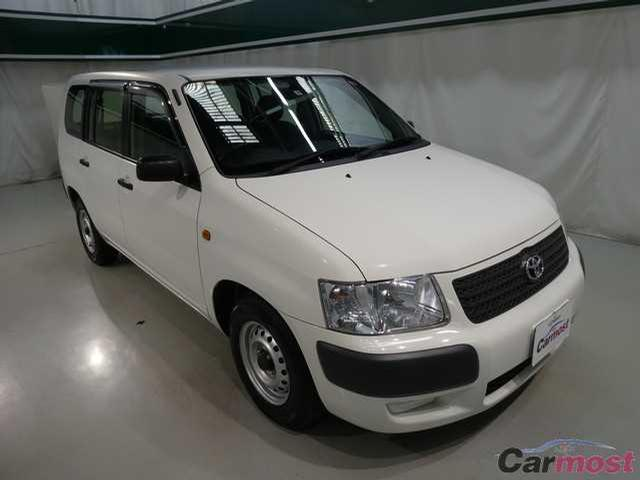 2014 Toyota Succeed Van CN 32094828 (Reserved)