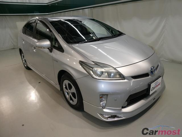 2012 Toyota Prius CN 32100844 (Reserved)