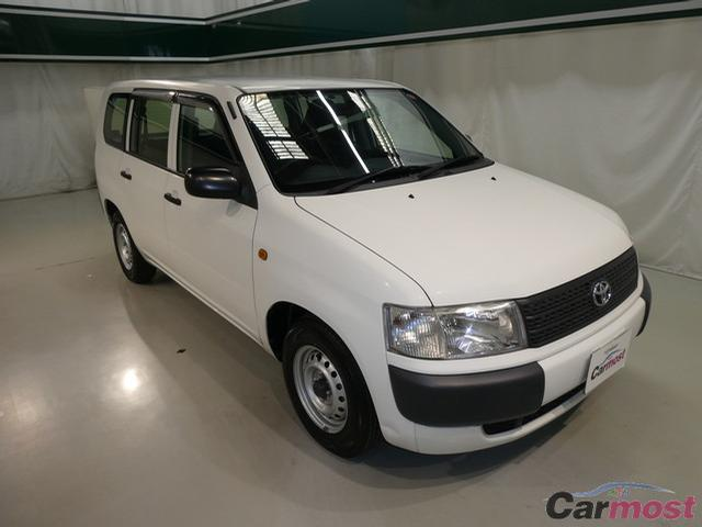 2014 Toyota Probox Van CN 32101476 (Reserved)