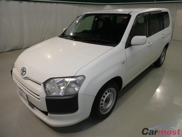 2014 Toyota Succeed Van CN 32101867 Sub1