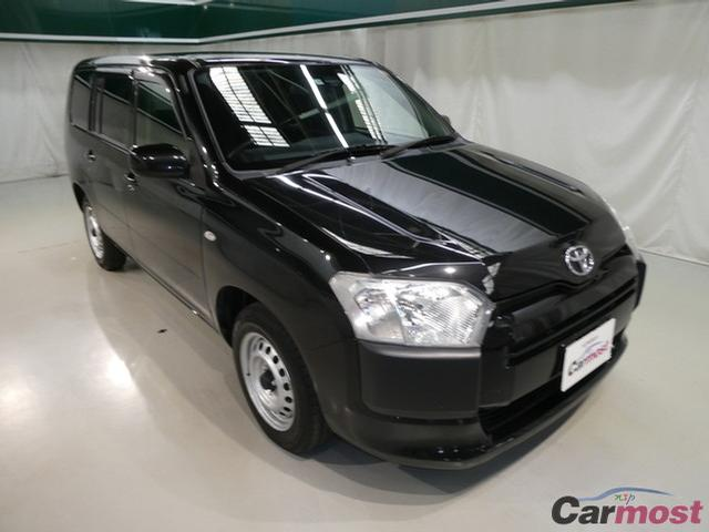 2017 Toyota Probox Van CN 32101913 (Reserved)