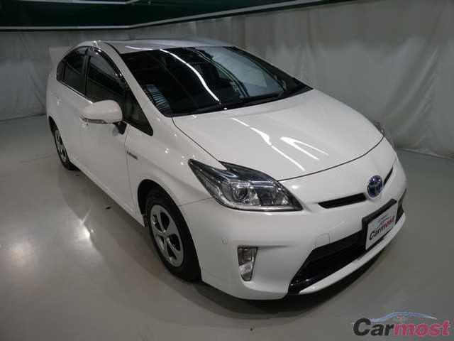 2013 Toyota Prius CN 32105331 (Reserved)