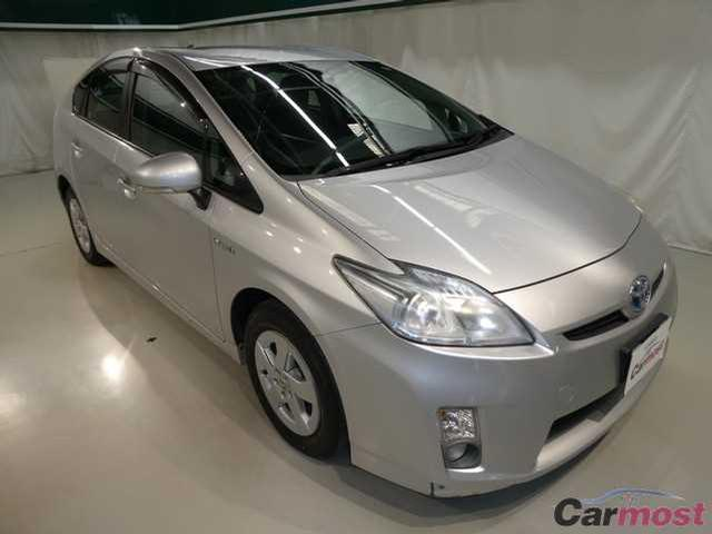 2011 Toyota Prius CN 32105625 (Reserved)