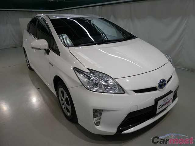 2015 Toyota Prius CN 32112599 (Reserved)