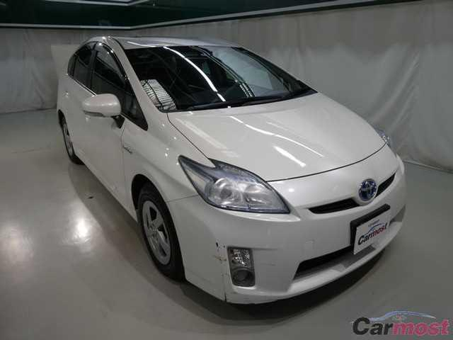 2011 Toyota Prius CN 32118646 (Reserved)
