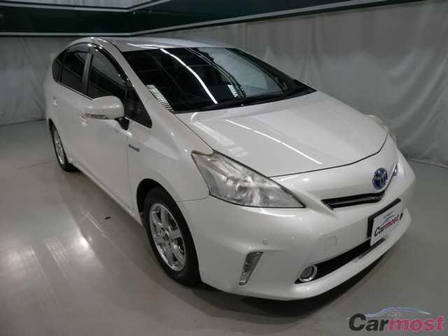 2012 Toyota Prius a CN 32126339 (Reserved)