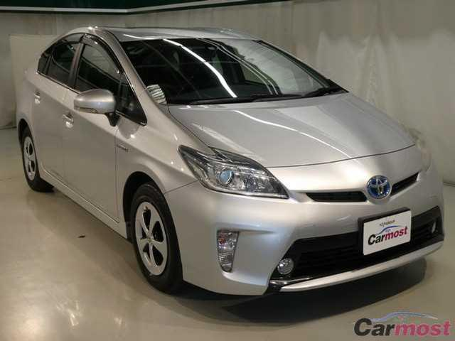 2013 Toyota Prius CN 32131227 (Reserved)
