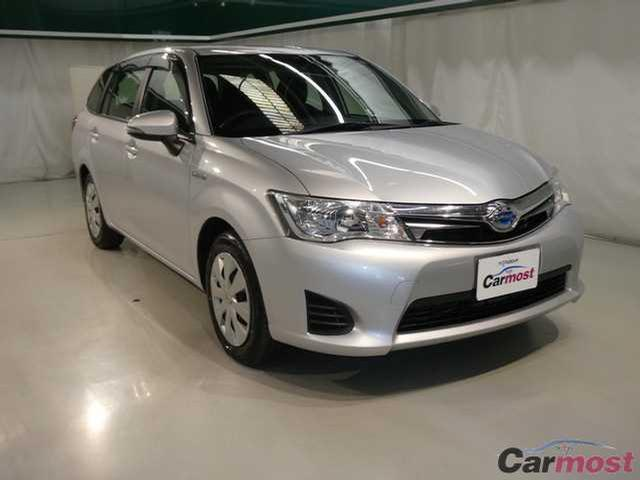 2013 Toyota Corolla Fielder CN 32147824 (Reserved)