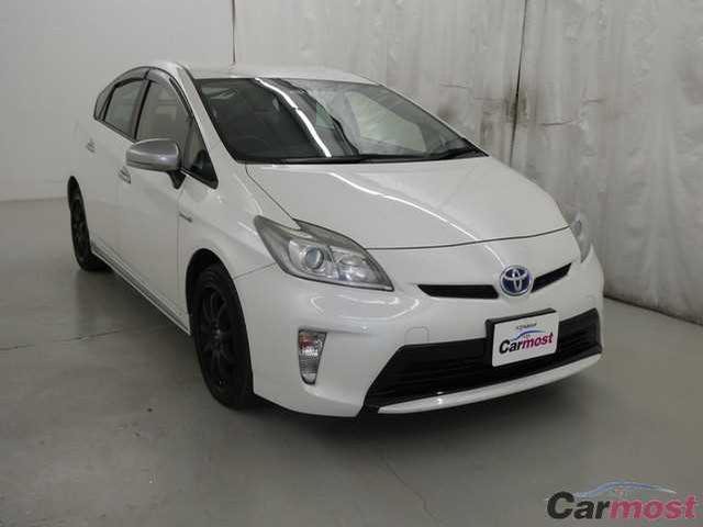 2013 Toyota Prius CN 32148715 (Reserved)