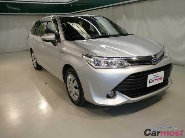 2015 Toyota Corolla Fielder CN 32149134 (Reserved)