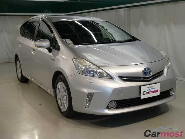 2012 Toyota Prius a CN 32169704 (Reserved)