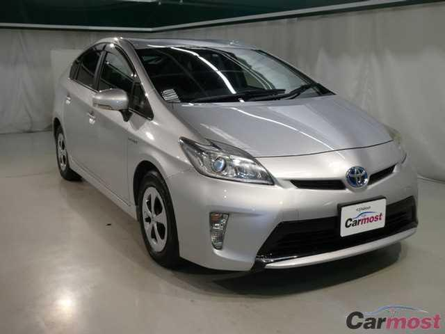 2013 Toyota Prius CN 32170575 (Reserved)