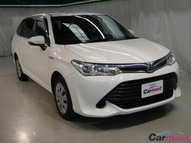 2016 Toyota Corolla Fielder CN 32186846 (Reserved)