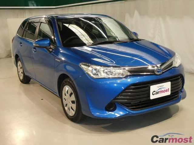 2017 Toyota Corolla Fielder CN 32194504 (Reserved)