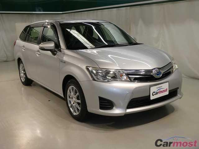 2014 Toyota Corolla Fielder CN 32204429 (Reserved)