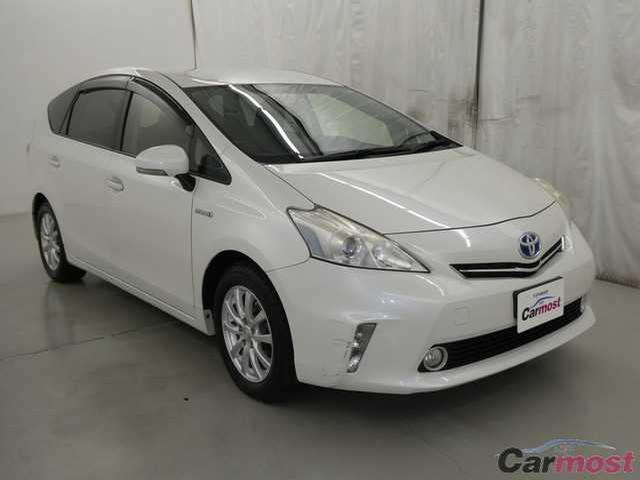 2012 Toyota Prius a CN 32214467 (Reserved)