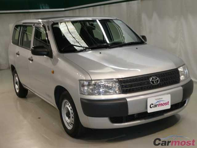 2014 Toyota Probox Van CN 32216478 (Reserved)