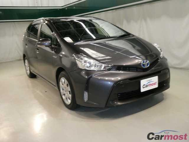 2016 Toyota Prius a CN 32220505 (Reserved)