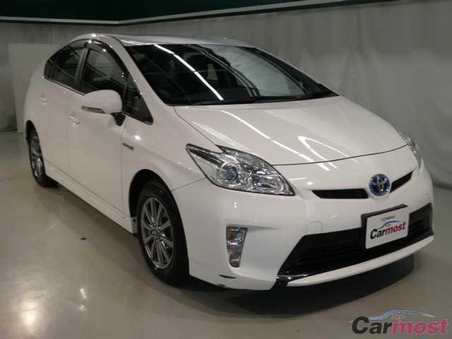 2014 Toyota Prius CN 32220807 (Reserved)