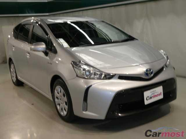 2016 Toyota Prius a CN 32221412 (Reserved)
