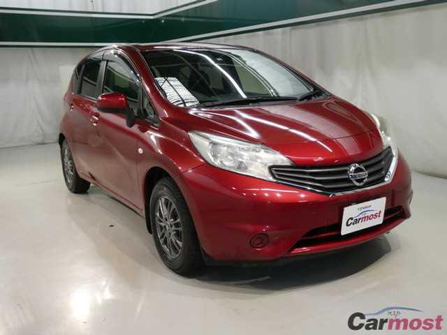 2014 Nissan Note CN 32231019